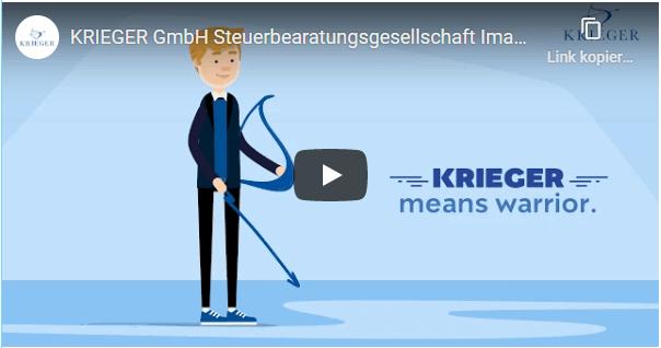 Thumbnail für KRIEGER YouTube Video zum integrierten Ansatz.